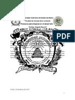 Reporte Descriptivo Desarrollo