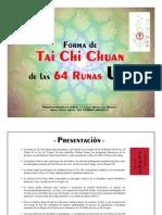 Taichi  - Forma de Las 64 Runas Ur