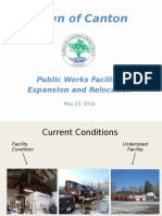 5-25-16 Town of Canton Public Hearing