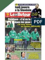LE BUTEUR PDF du 15/05/2010