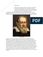 La Gravedad Según Galileo Galilei