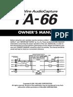 FA-66 Manual