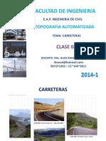 Topo Automatizada C8 Carreteras