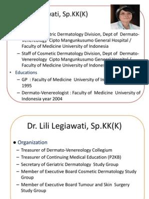 Dr  Lili Pruritus Senilis Simpo Pekan Baru PDF | Geriatrics