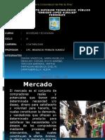 Tipos de Mercado-Actividades de Localidad y Región