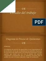 6- Diagrama de Operacioness