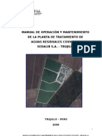 Manual de Operacion Mantenimiento de La Planta Covicorti[1]