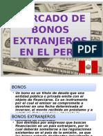 Bonos Extranjeros en El Peru