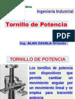 Clase 4-Tornillo de Potencia