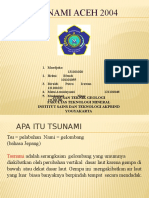 Tsunami Aceh Presentasi Kelompok 1fix