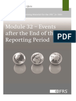 Events After