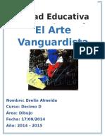 El Arte Vanguardista