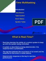 05. Real-Time Multitasking