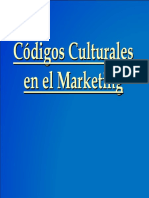 Codigos Culturales en El MKT