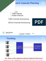 GSM capacity planning