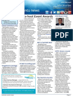 Business Events News for Thu 26 May 2016 - Sunshine Coast to host Event Awards, BET and TasTAFE pen MoU, EEAA, ICC Sydney and much more
