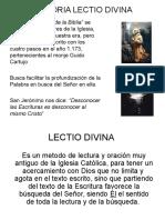 Taller de Lectio Divina 01 - Basico