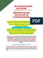 3 SOLUCION DE CONTROVERSIAS D.L. N° 1017    GENERAL