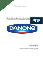 145502844 Activitatea de Marketing a Firmei Danone 1