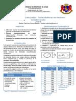 Informe 3 Electromagnetismo