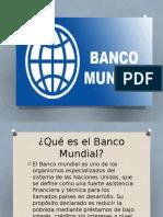 Exposición Banco Mundial