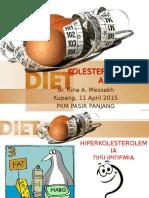 Diet Kolesterol Asam Urat