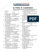 4.Indian Polity & Constitution (E)