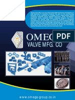 Omega Valve Mfg. Co. West Bengal India