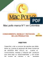 Mac pollo Diapositivas