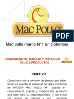 Mac pollo Diapositivas