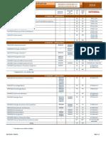 Estrutura Curricular 2016 - 1º Semestre FINAL-Divulgação