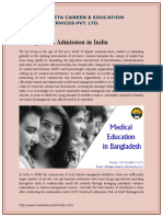 Management Admission in India