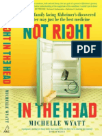 Not Right in the Head by Michelle Wyatt (excerpt)