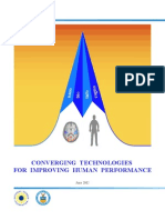 Converging Technologies for Improving Human Performance (NSF)