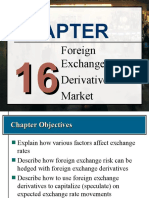 10 - Foreign Exchange Derivative Market