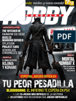 Hobby Consola s Issue 2862015