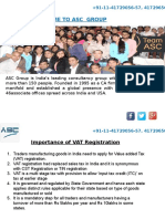 Easy Steps for VAT Registration in India