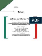 Italian Companies in Taiwan Updated 201409
