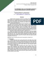 jurnal genetika ISSN