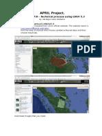 APRIL Project_Landsat Technical Process