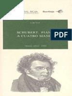 About Schubert's 4 Hands