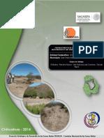 Proyecto Ejecutivo PRODEZA 2014 - San Fco de Conchos -Sureste