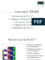 Reseau Local Virtuel - VLAN
