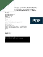 Programming Lab Rep