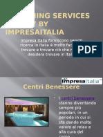 Searchin Services in Italy by Impresaitalia