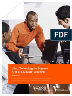 2014-Hammond-UsingTechnology to Support at Risk Students Learning