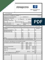 03 - Formulario de Finiquito