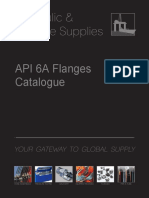 API Flanges Brochure