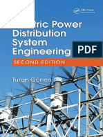 Electrical power Distribution System Engineering by Turan Gonen.pdf