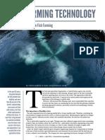 FISH FARMING TECHNOLOGY